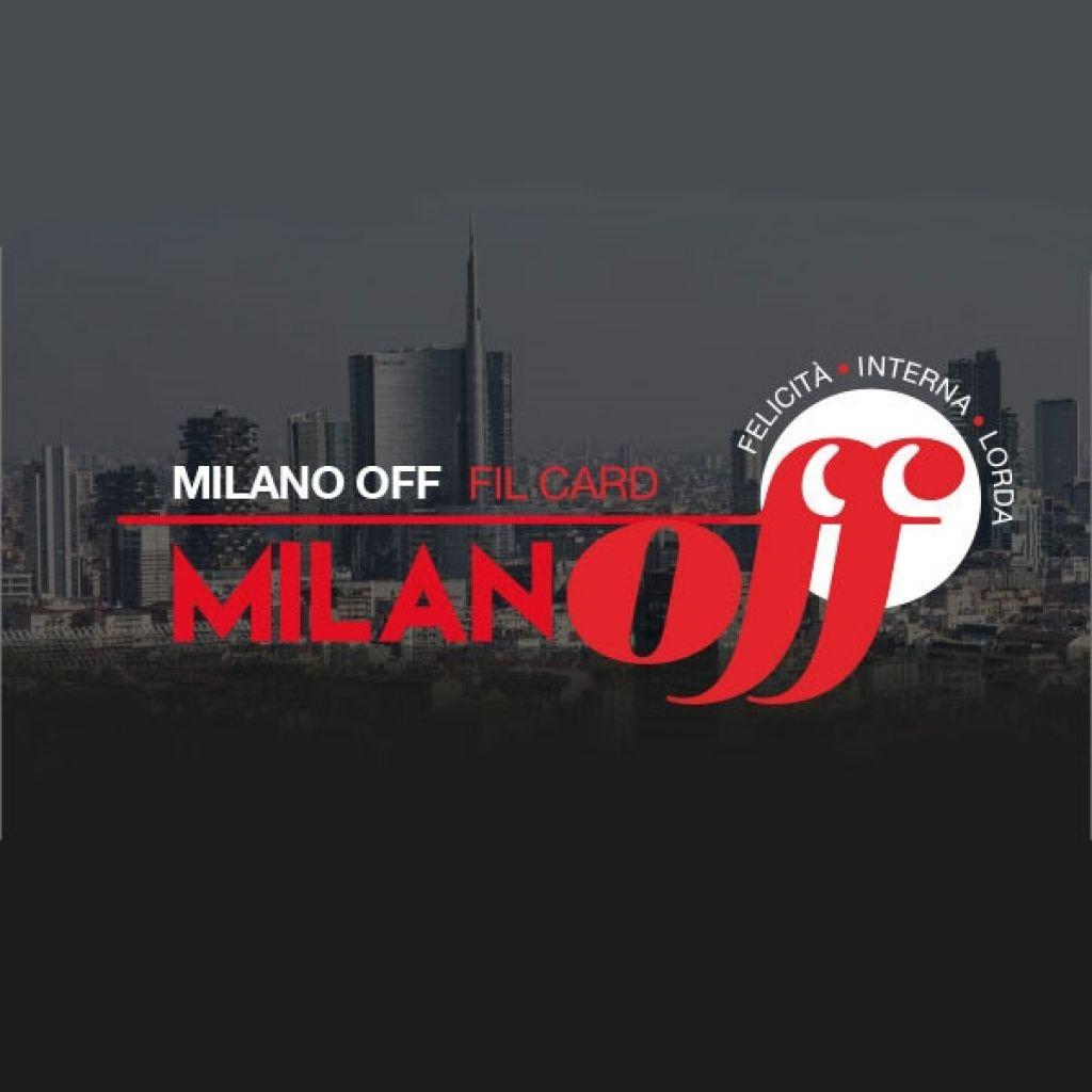Milano OFF FIL Card